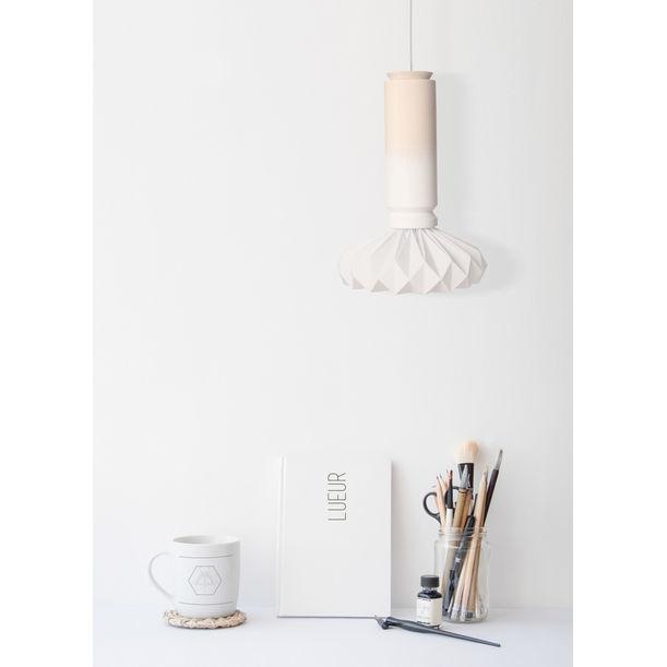 Lueur (White) by Desinere