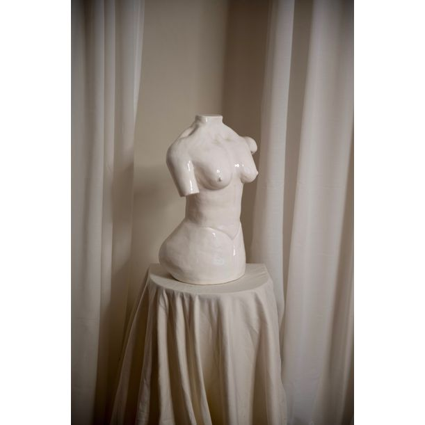 Woman Sculpture  no.1 by Jessica Sellinger