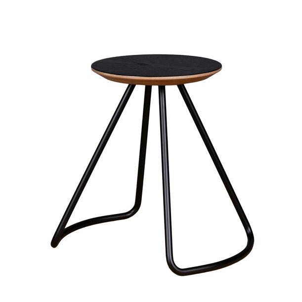Sama Stool/Table | Black by Studio Kali by Fulden Topaloglu
