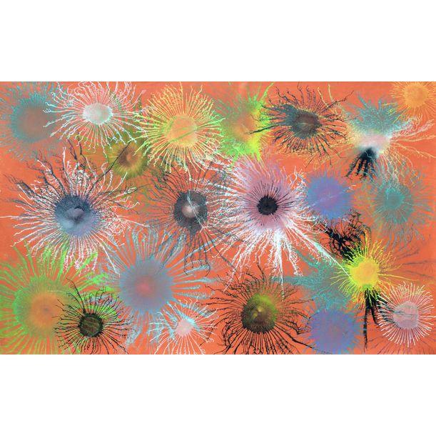 Exploflora Series No. 62 by Sumit Mehndiratta