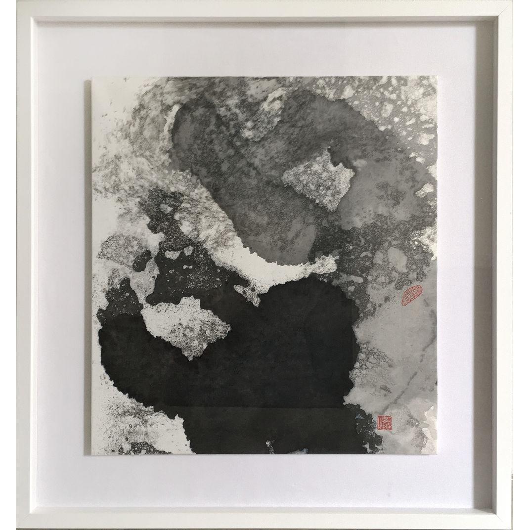 Artist's Breath 3 by Deborah Ong