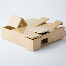 KAI TABLE by Naoki Hirakoso