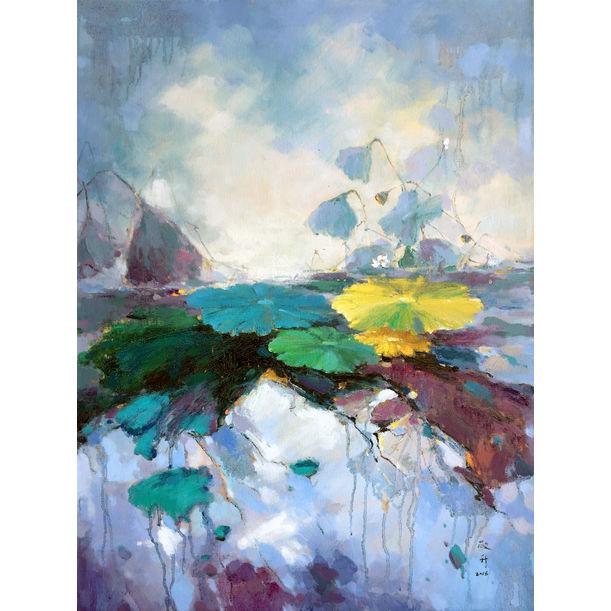 Waterlily 143 by Jingshen you