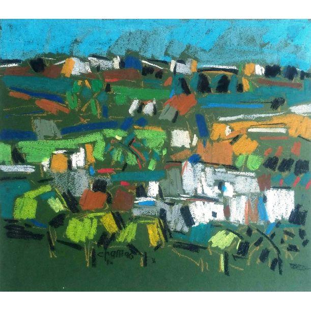 landscape 1 by darwiche chamaa