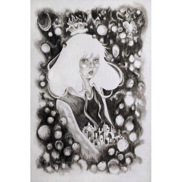 Dans la Nuit by Siena Cajilig