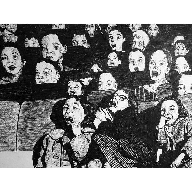 Scream by Molly Garcia