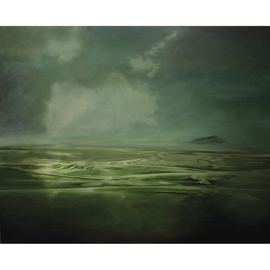 Green Light by Tamara Haddad