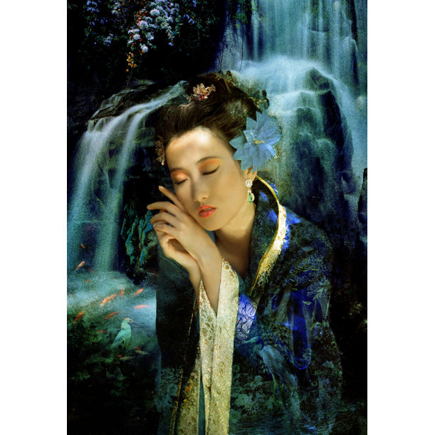 Xian: Myths of the Beauties, Xishi i by Viet Ha Tran