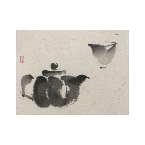 三友图 by Liu Xuanqi (刘轩齐)