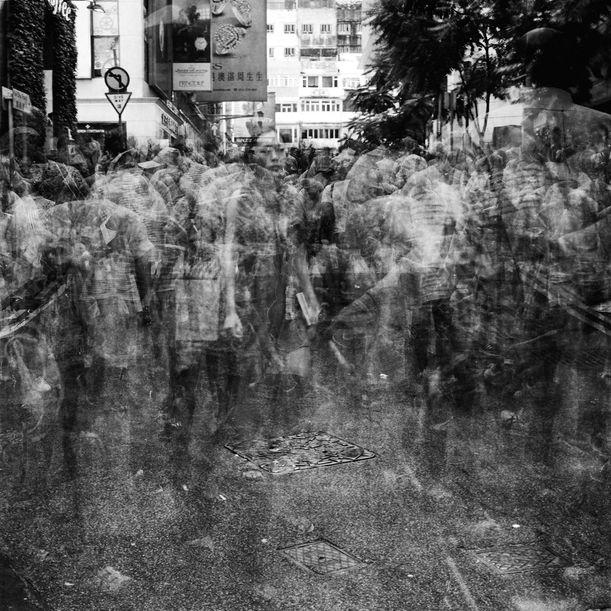 Frenetic City_18 by Zhou HanShun