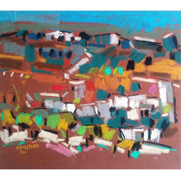 landscape 2 by darwiche chamaa