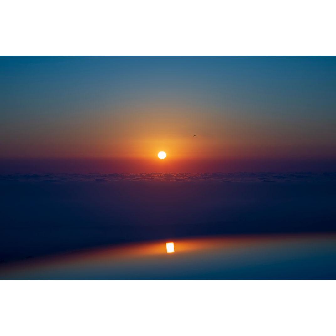 SUNSET by Lamis Hakim