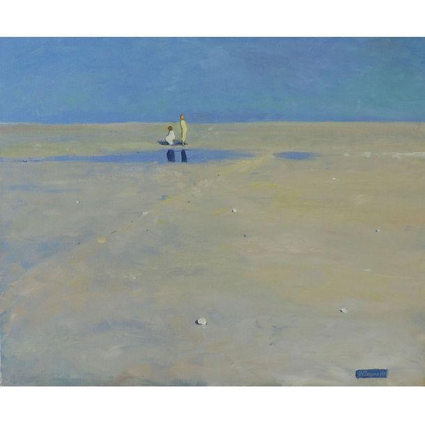 The spirit of the lost sea by Igor Sokolov