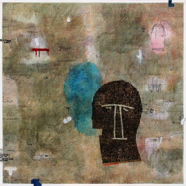 Lorem Ipsum - Mask and Tragedy #1 by Dedy Sufriadi