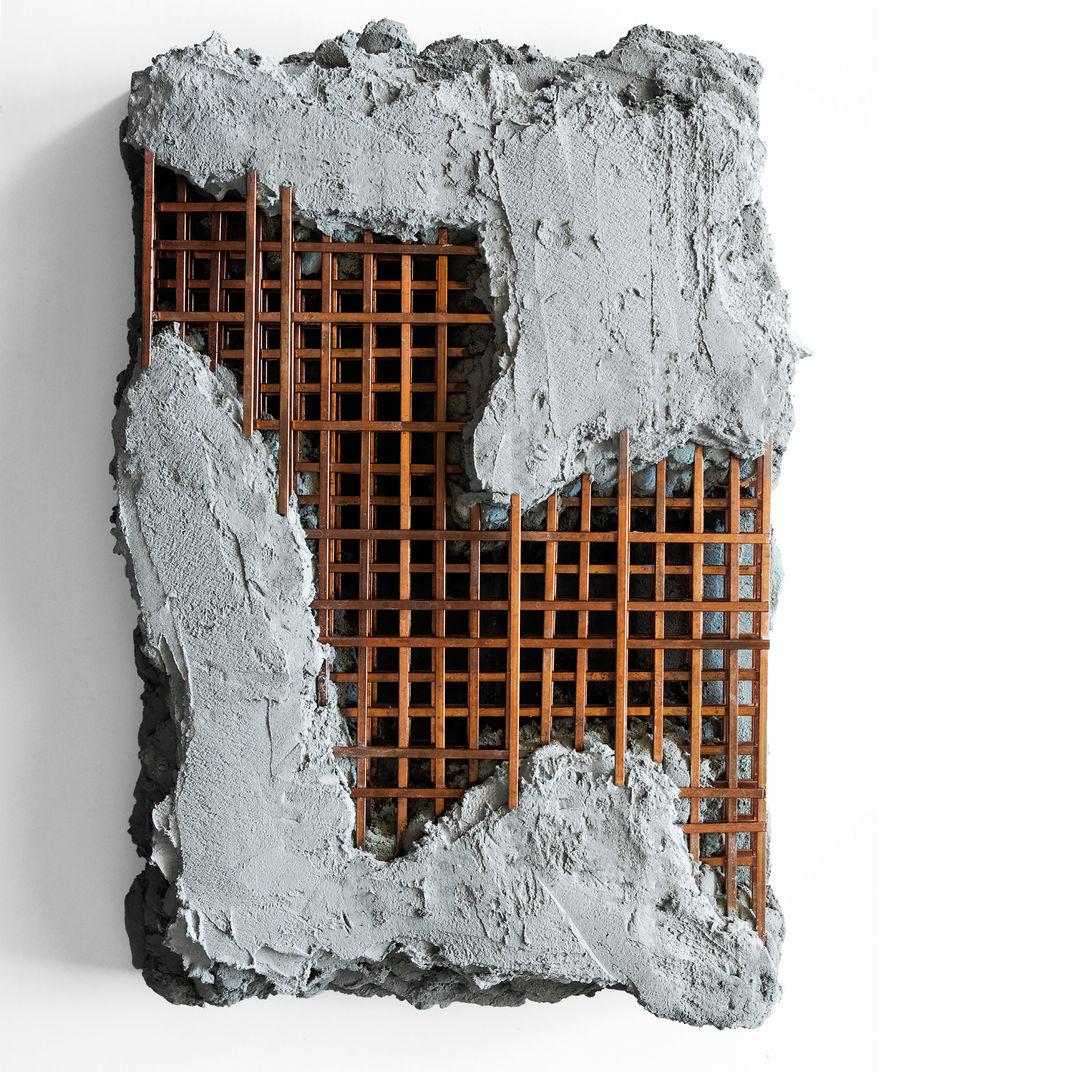 'Scaffolded Terrain' by Otto Batuhan Turker