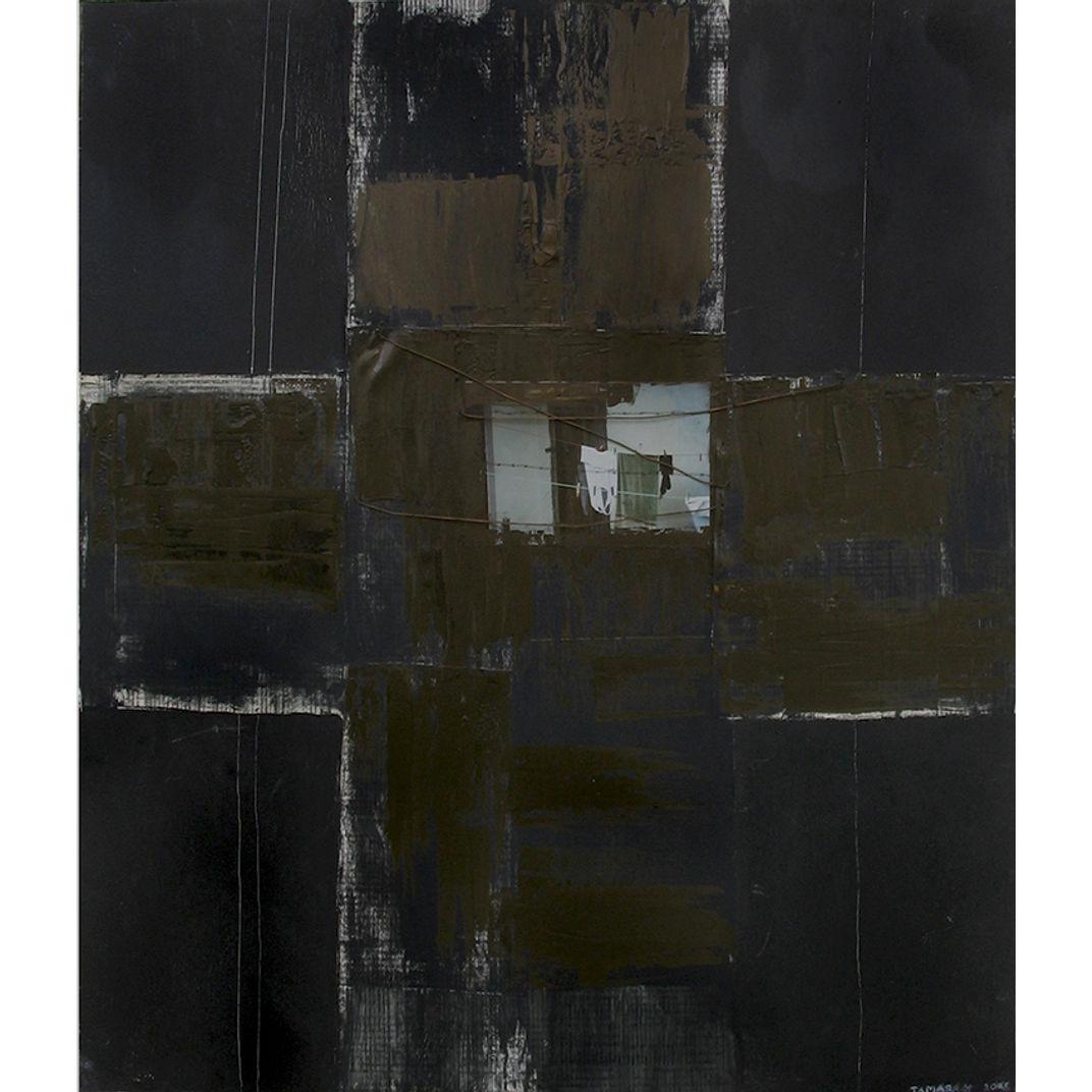 Cross by Tamara Haddad