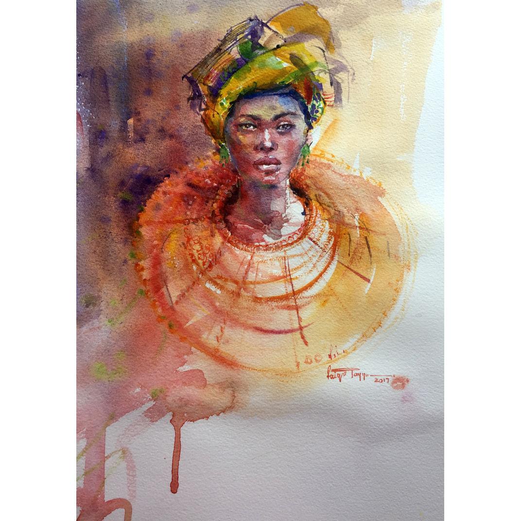 Queen Amina of Zaria by Faiqa Uppal