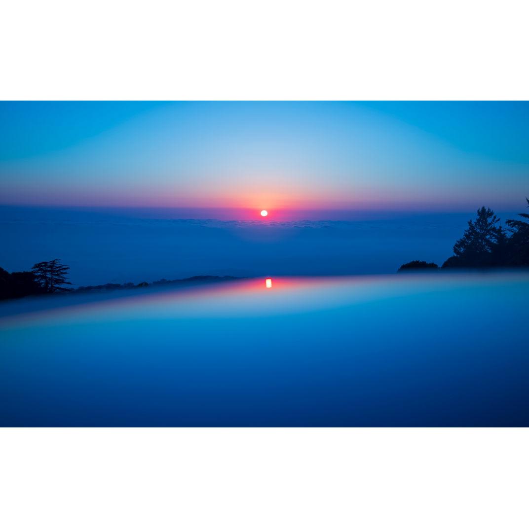 SUNSET 3 by Lamis Hakim