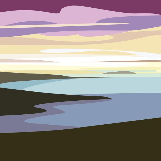 The Labrador Coastline by Phil Leith-Tetrault