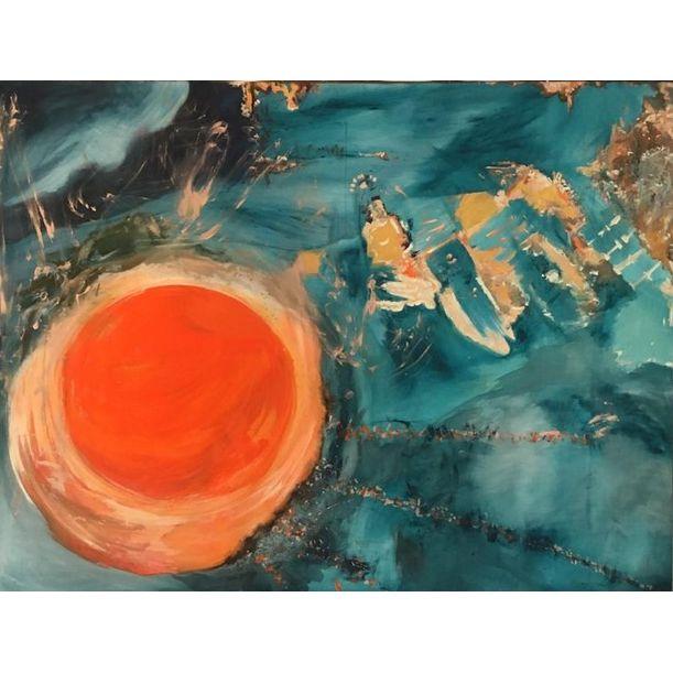 Naga Ra (Dragon and the Sun) by Jaka Sandjaya