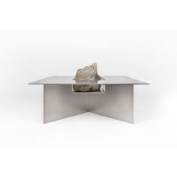 proportions of stone bench by Lee Sisan