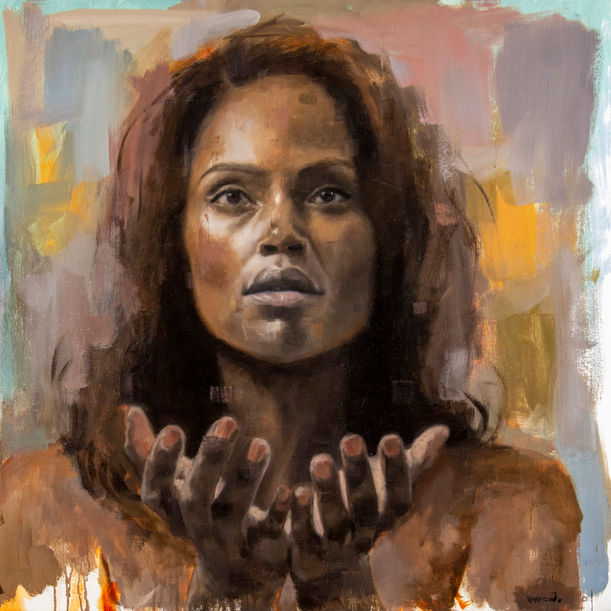 Ofrenda (Offering) by Carlos Rancano