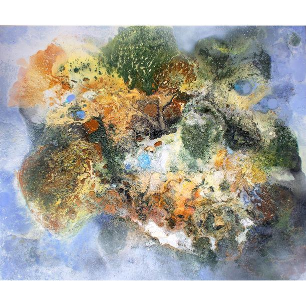 Cluster Island II by Nikola Alipiev
