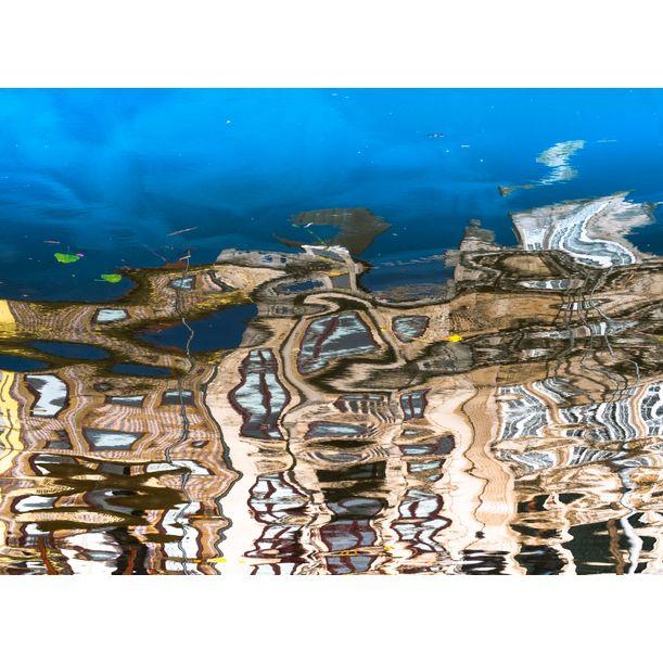 Buildings on Water 3 by Ralph Kerle