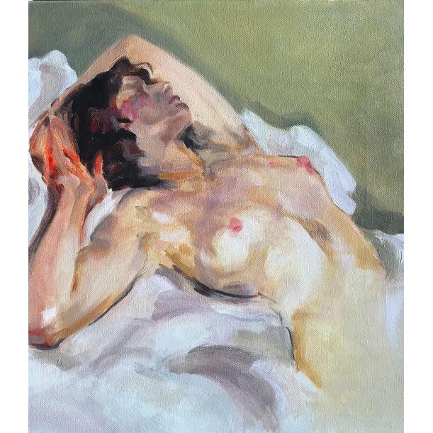 Nap by Yi Zhou. Zoe