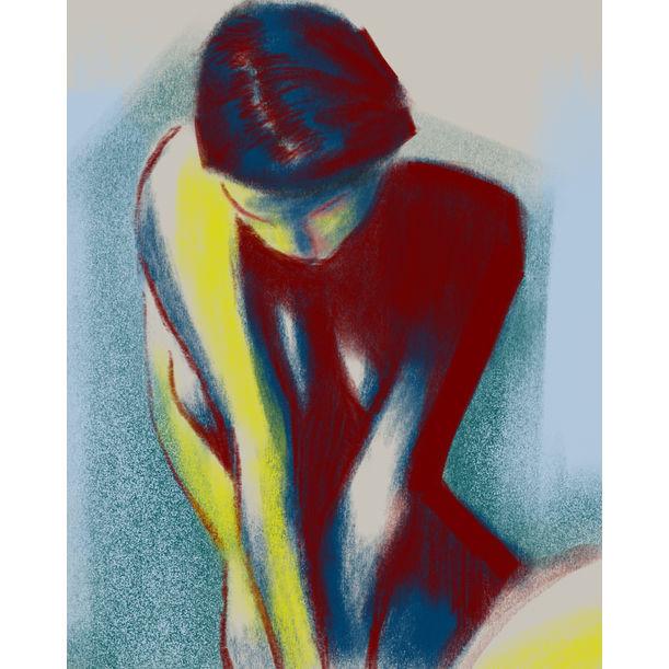 Untitled Form ; 2020 by Kara Yong