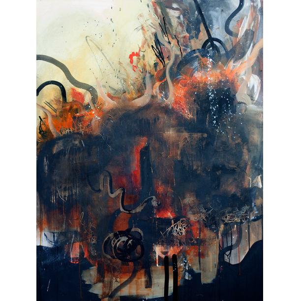 ERUPTION by Hannah Thomas