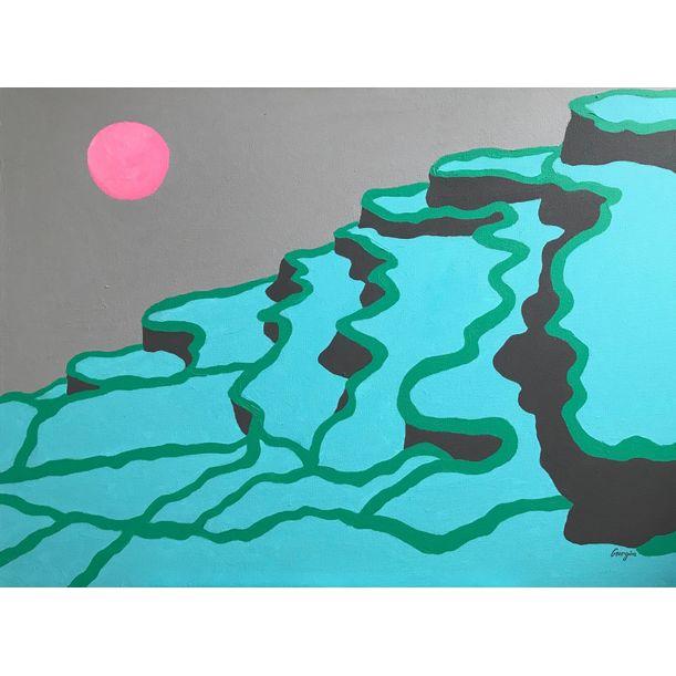 Planet rice by Georgina Leow Gray