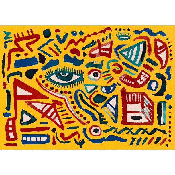 pattern number three by Nicholas Lokasasmita