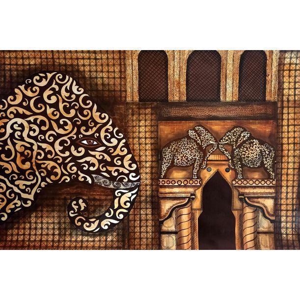 Ancient Aura 4 by Sreya Gupta