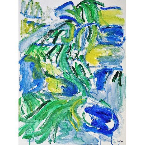 Cascading Brook by Chiho Yoshikawa