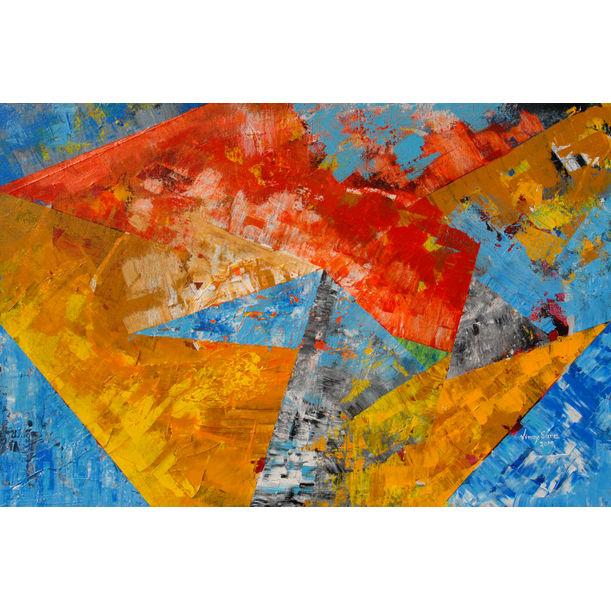 Multifaceted by VINAY SANE