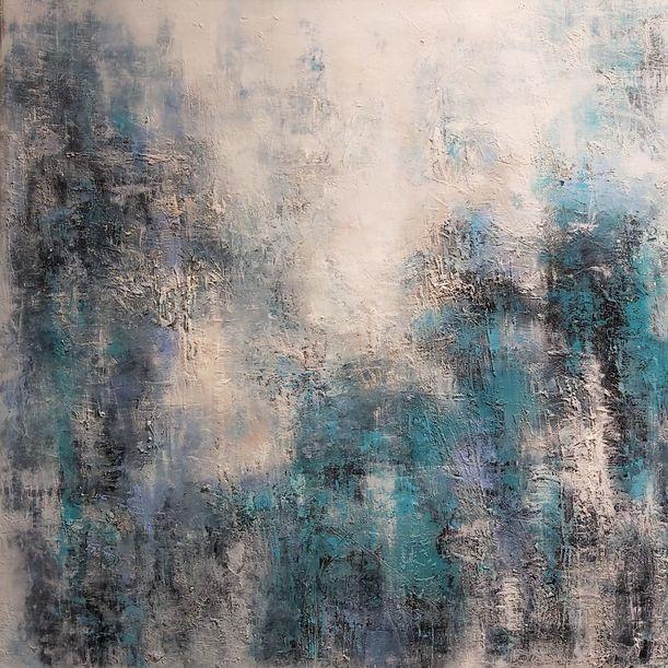 Blue Serenity by Bea Palatinus