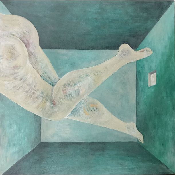Passerby # 2 by Carla Gamalinda