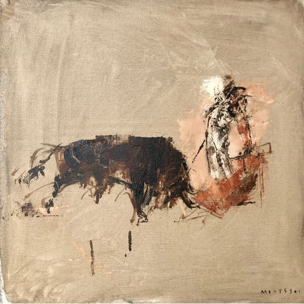 Capotazo (Last Tauromaquias Collection) by Javier Montesol