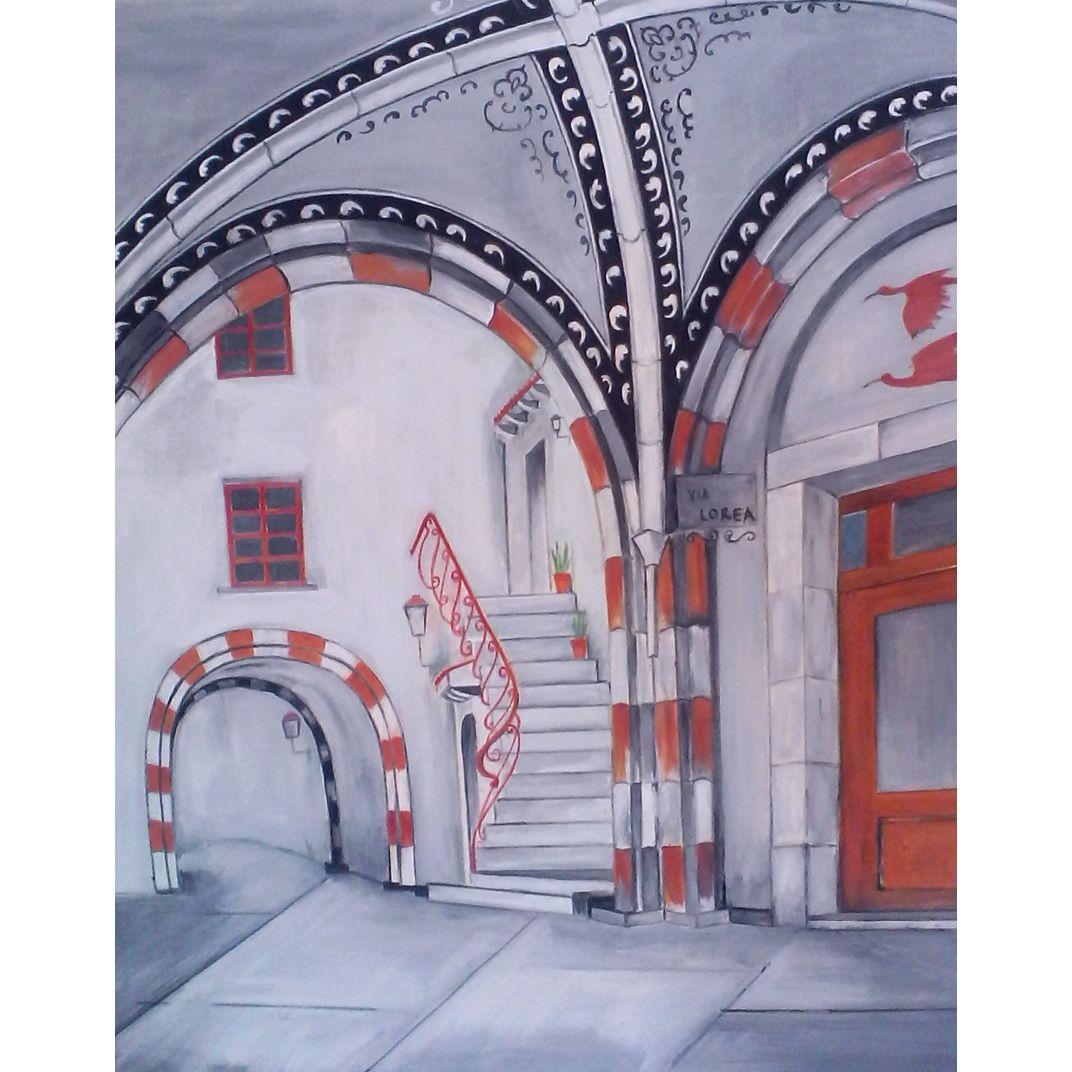 place by Edmonda Berdilla