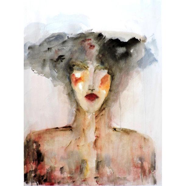 Water Series III by Angelita Cardoso