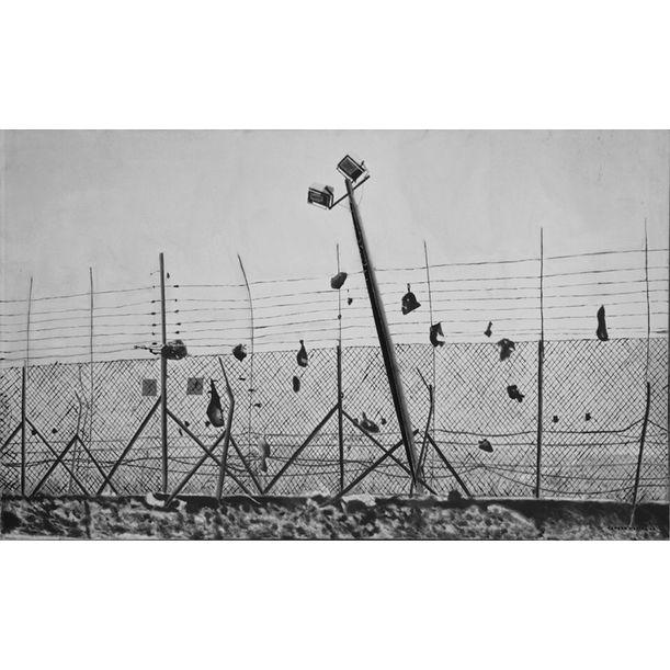 The Border by Tamara Haddad