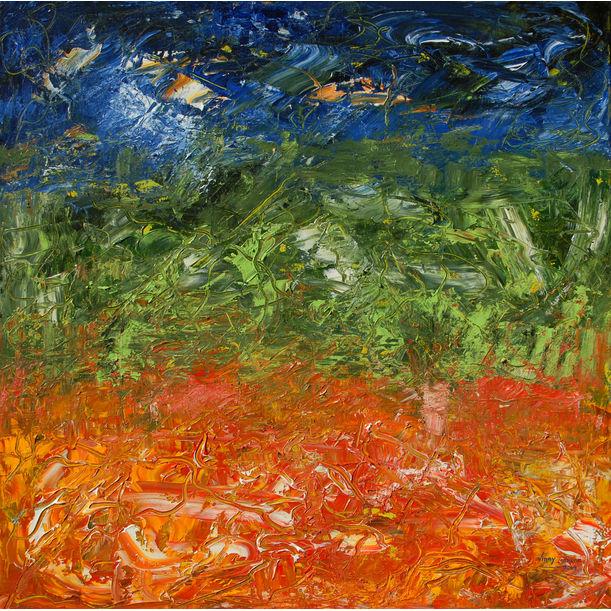 Fields by VINAY SANE