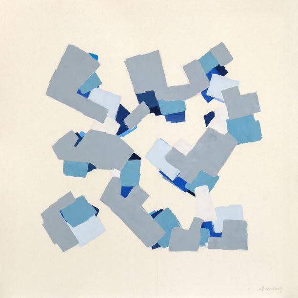 Painting Blocks II by Annabel Andrews
