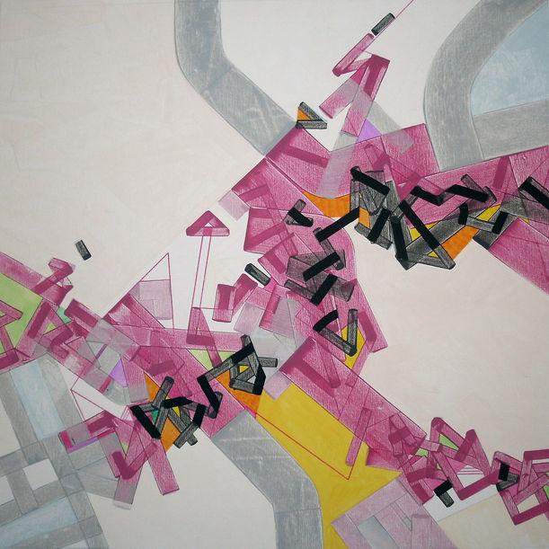 Runggaldiier diagonale by philippe halaburda