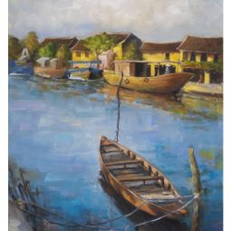 Sunshine in Hoi An town 2 by Nam Tran