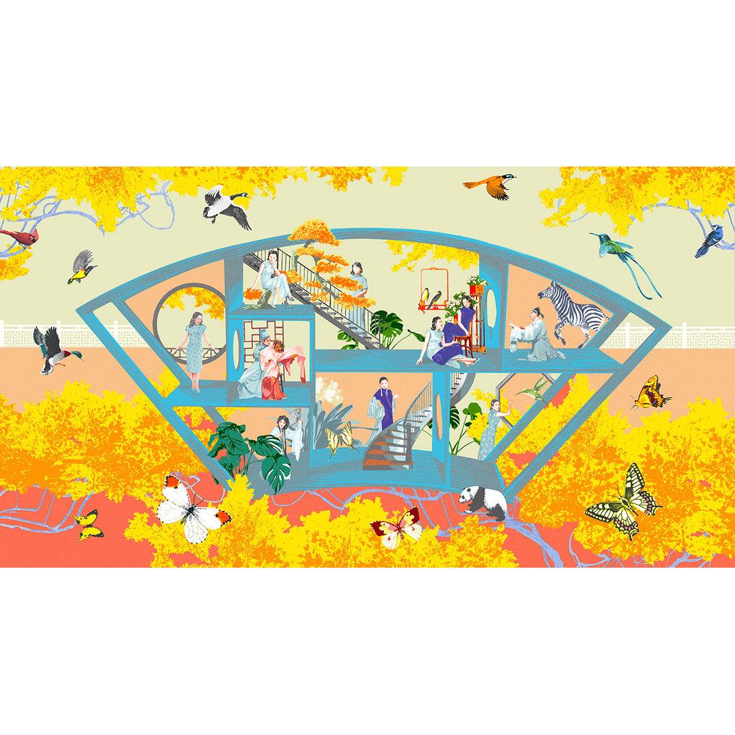 Dream 02 by Chuan Jia