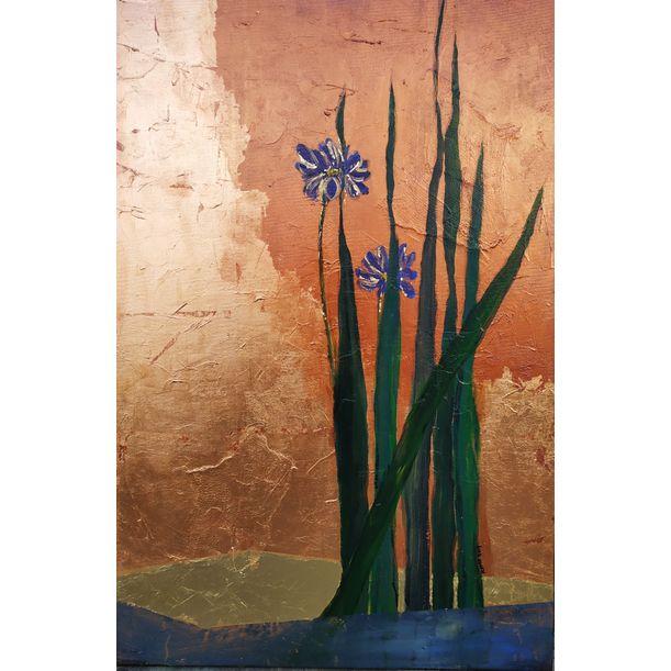 Ikebana no. 1 by Ralph Edward Elivera