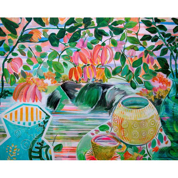 Almost Eden by Batya Kuncman