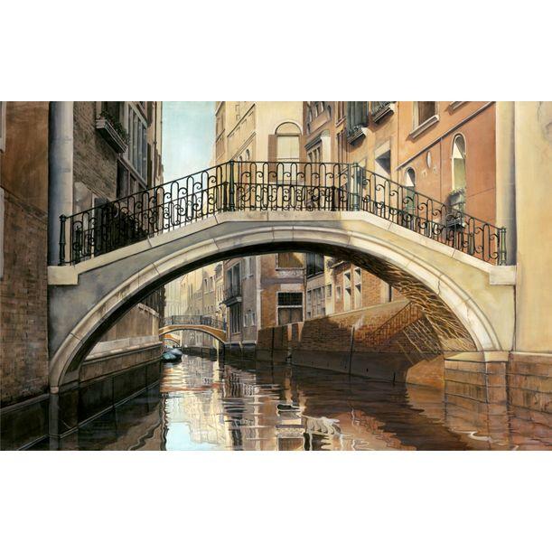 Venice Bridge by Michael Neamand